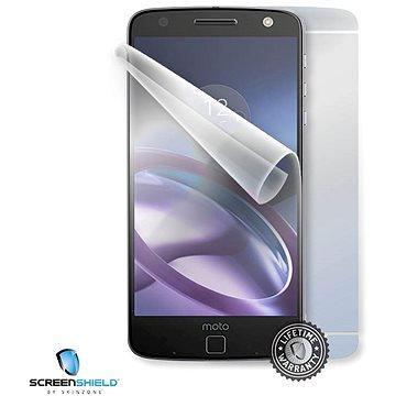 ScreenShield pro Motorola Moto Z pro celé tělo (MOT-MZXT1650-B)