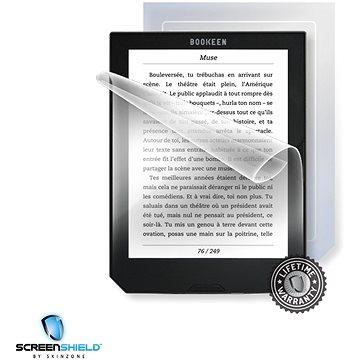 Screenshield BOOKEEN Cybook Muse FrontLight 2 na celé tělo (BOO-CMUEHFL2-B)