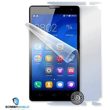 ScreenShield pro Honor 3C H30U10 na celé tělo telefonu (HUA-H30U10-B)