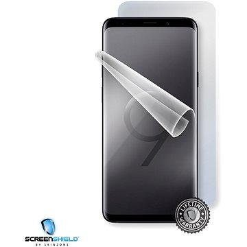 Screenshield SAMSUNG G965 Galaxy S9 Plus na celé tělo (SAM-G965-B)