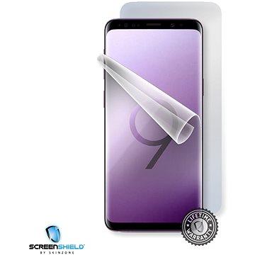 Screenshield SAMSUNG G960 Galaxy S9 na celé tělo (SAM-G960-B)