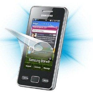 ScreenShield pro Samsung Star II (S5260) na displej telefonu (SAM-S5260-D)