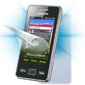 ScreenShield pro Samsung Star II (S5260) pro celé tělo telefonu (SAM-S5260-B)
