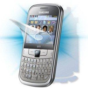 ScreenShield pro Samsung Chat 335 (S3350) pro celé tělo telefonu (SAM-CH335-B)