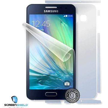 ScreenShield pro Samsung Galaxy A300F A3 na celé tělo telefonu (SAM-A300F-B)