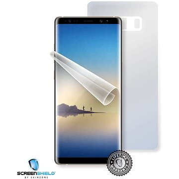 Screenshield SAMSUNG N950 Galaxy Note 8 na celé tělo (SAM-N950-B)