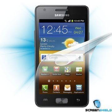 ScreenShield pro Samsung Galaxy W (i8150) na displej telefonu (SAM-i8150-D)