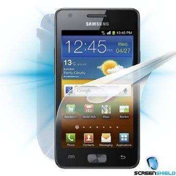 ScreenShield pro Samsung Galaxy W (i8150) na celé tělo telefonu (SAM-i8150-B)