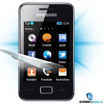 ScreenShield pro Samsung Star 3/Duos (S5220) na displej telefonu (SAM-S5220-D)