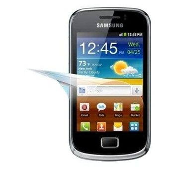 ScreenShield pro Samsung Galaxy S III Mini na celé tělo telefonu (SAM-i8190-B)
