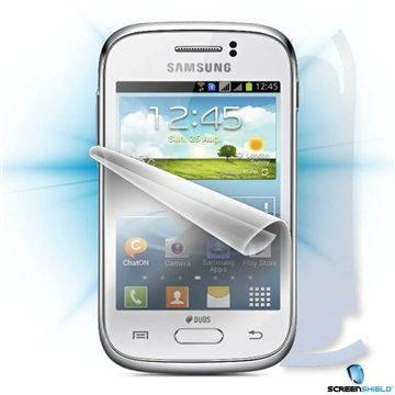 ScreenShield pro Samsung Galaxy Young (S6310) na celé tělo telefonu (SAM-S6310-B)