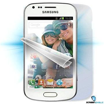 ScreenShield pro Samsung Galaxy Trend (S7560) na celé tělo telefonu (SAM-S7560-B)