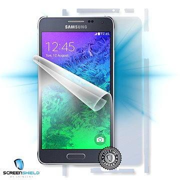 ScreenShield pro Samsung Galaxy Alpha (SM-G850) na celé tělo telefonu (SAM-G850F-B)