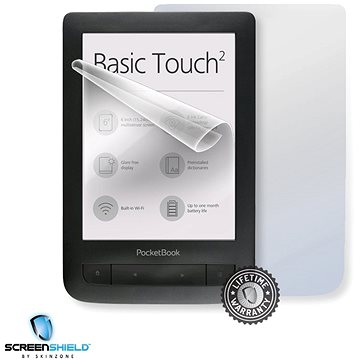 Screenshield POCKETBOOK 625 Basic Touch 2 na celé tělo (POB-625BT2-B)