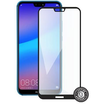 Screenshield HUAWEI P20 Lite black na displej (HUA-TG25DBP20LT-D)