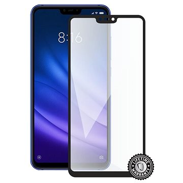 Screenshield XIAOMI Mi 8 Lite (full COVER black) (XIA-TG25DBMI8LT-D)