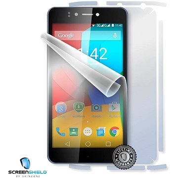 ScreenShield pro Prestigio PSP 3530 MUZE D3 Dual SIM na celé tělo telefonu (PRE-PSP3530D-B)