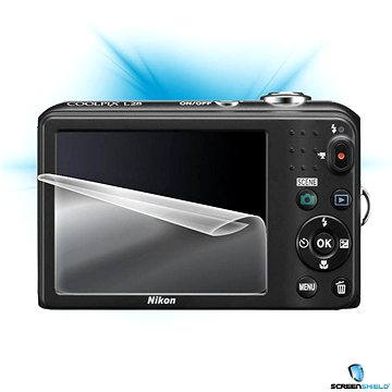 ScreenShield pro Nikon Coolpix L28 na displej fotoaparátu (NIK-CPL28-D)