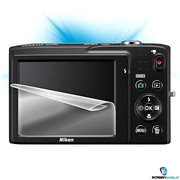 ScreenShield pro Nikon Coolpix S2700 na displej fotoaparátu (NIK-CPS2700-D)