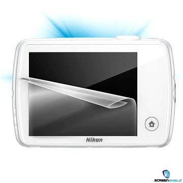 ScreenShield pro Nikon Coolpix S01 na displej fotoaparátu (NIK-CPS01-D)