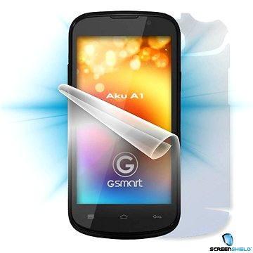 ScreenShield pro Gigabyte GSmart Aku A1 na celé tělo telefonu (GIG-GSA1-B)