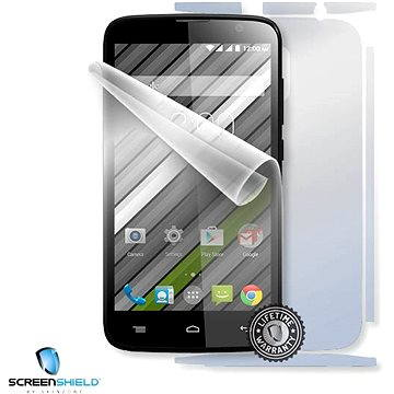 ScreenShield pro Gigabyte GSmart Roma RX na celé tělo telefonu (GIG-GSRRX-B)