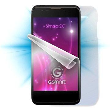 ScreenShield pro Gigabyte GSmart Simba SX1 na celé tělo telefonu (GIG-GSSSX1-B)