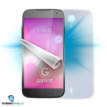 ScreenShield pro GigaByte GSmart Saga S3 na celé tělo telefonu (GIG-GSSS3-B)