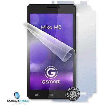 ScreenShield pro GigaByte GSmart MIKA M2 na celé tělo telefonu (GIG-GSMM2-B)