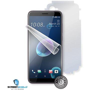 Screenshield HTC Desire 12 na celé tělo (HTC-DES12-B)