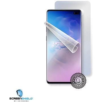 Screenshield SAMSUNG Galaxy S10+ na celé tělo (SAM-G975-B)