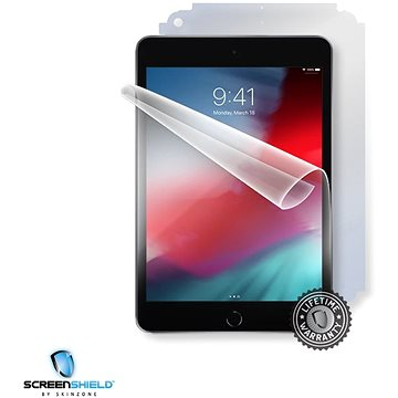 Screenshield APPLE iPad mini 5th (2019) Wi-Fi Cellular na celé tělo (APP-IPAM19CE-B)