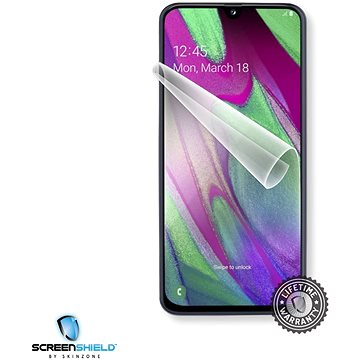 Screenshield SAMSUNG Galaxy A40 na displej (SAM-A405-D)