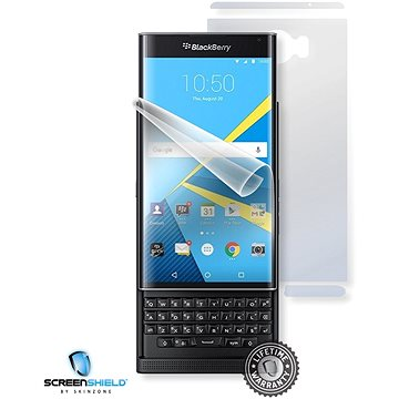 Screenshield BLACKBERRY Priv na celé tělo (BB-PRIV-B)