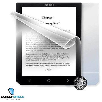 ScreenShield pro Bookeen Cybook Ocean na celé tělo čtečky elektronických knih (BOO-COCFL-B)