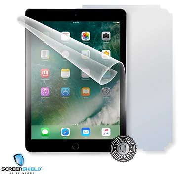 Screenshield APPLE iPad 5 (2017) Wi-Fi na celé tělo (APP-IPD517-B)
