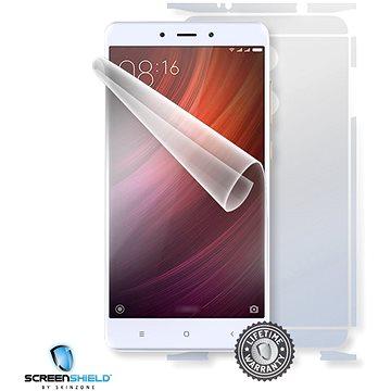Screenshield XIAOMI Redmi Note 4 Global na celé tělo (XIA-REDNO4G-B)