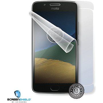 Screenshield MOTOROLA Moto G5 XT1676 na celé tělo (MOT-XT1676G5-B)