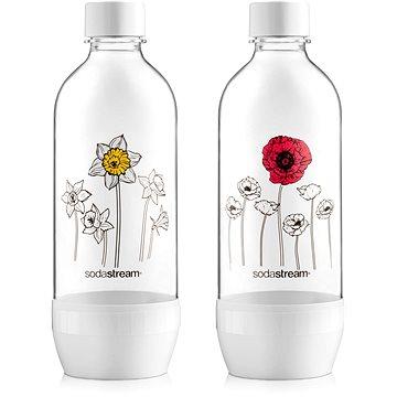 SodaStream lahev květiny v zimě JET 2 x 1l (Lahev květiny v zimě JET 2 x 1l)
