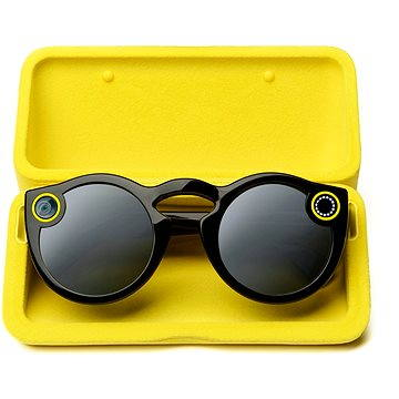 Snapchat Spectacles Black