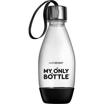 SodaStream MOB 0,6l černá (Společenská lahev 0,6l Black)