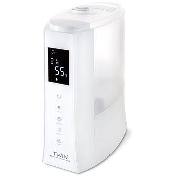 Airbi TWIN ultrazvukový zvlhčovač vzduchu – bílý (BI3222 )