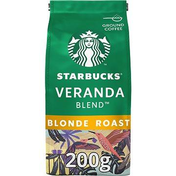 Starbucks Veranda Blend, mletá káva, 200g (7613036932158)