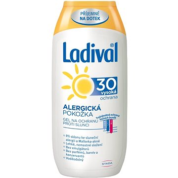 LADIVAL ALERGICKÁ POKOŽKA OF 30 GEL 200 ml (4011548009802)