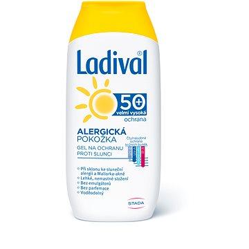 LADIVAL ALERGICKÁ POKOŽKA OF 50+ GEL 200 ml (2537315)