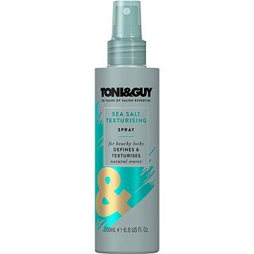 Toni & Guy Stylingový sprej s mořskou solí (Sea Salt Texturising Spray) 200 ml