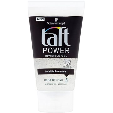 Gel na vlasy SCHWARZKOPF TAFT Power Invisible 150 ml (9000100876452)