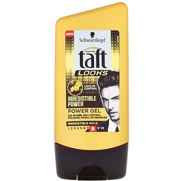 Gel na vlasy SCHWARZKOPF TAFT Looks Irresistable Power 150 ml (9000101034523)