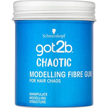 Guma na vlasy SCHWARZKOPF GOT2B Chaotic 100 ml (9000100366410)