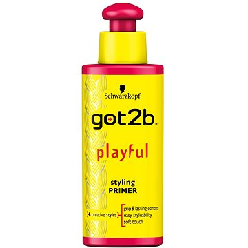 Gel na vlasy SCHWARZKOPF GOT2B Playful 100 ml (9000101031638)